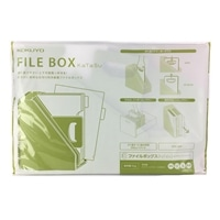 コクヨ ファイルボックス KaTaSu A4 グリーン
