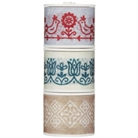 コクヨ ボビンテープ 刺繍(3個入り)