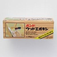 ウツドエポキシ(耐水) タモ白 90G