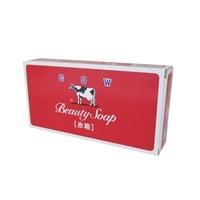 牛乳石鹸 赤箱 100g×3個入