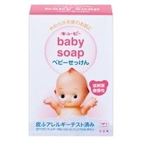 牛乳石鹸 キユーピー ベビーせっけん 90g