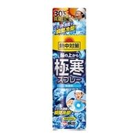桐灰 熱中対策 服の上から極寒スプレー 無香料 330ml