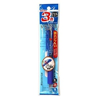 ゼブラ サラサ3色ボールペン 青 J3J2