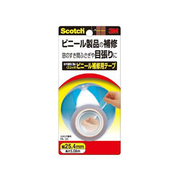 3M スコッチ(R) ビニール補修用テープPA-25