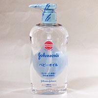 J&J ベビーオイル 無香料 300ml