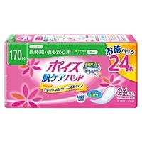 ポイズ 肌ケアパッド スーパー お得パック24枚 尿ケア専用ナプキン