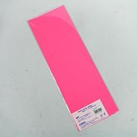 蛍光ポスター H046-04 ピンク SS