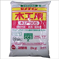 セメダイン 木工用(605) 詰替用 3kg 業務用 木工用接着剤