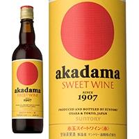 赤玉 スイートワイン 赤 550ml【別送品】