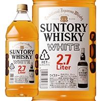 サントリー ホワイト 2700ml【別送品】