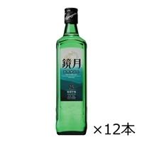 【ケース販売】サントリー 鏡月グリーン 25度 700ml×12本【別送品】