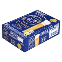 【ケース販売】サントリー 金麦(きんむぎ) 350ml×24缶【別送品】