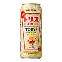 【ケース販売】サントリー トリス ハイボール 500ml×24本【別送品】