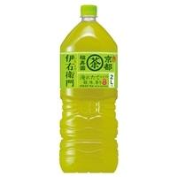 【ケース販売】サントリー緑茶 伊右衛門 2L×6本