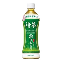 【ケース販売】サントリー 伊右衛門 特茶 500ml×24本