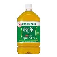 【ケース販売】サントリー 伊右衛門 特茶 1L×12本