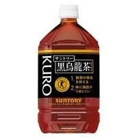 【ケース販売】サントリー 黒烏龍茶 1L×12本