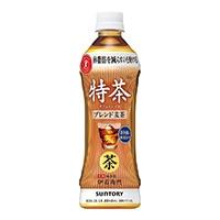【ケース販売】サントリー 特茶 カフェインゼロ 500ml×24本