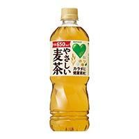【ケース販売】サントリー グリーンダカラ やさしい麦茶 650ml×24本