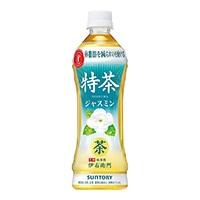 【ケース販売】サントリー 特茶 ジャスミン 500ml×24本