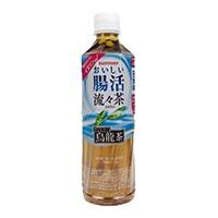 【ケース販売】サントリー 烏龍茶 おいしい腸活 流々茶 500ml×24本