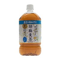 【ケース販売】サントリー 胡麻麦茶 1.05L×12本