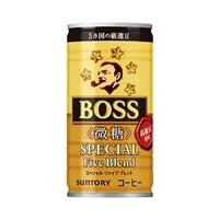 【ケース販売】サントリー ボス スペシャルファイブブレンド 微糖 缶 185g×30本