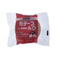 セキスイ 布テープ NO.600 A 白 50mm×25m