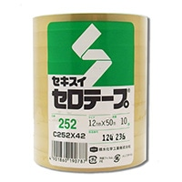 セキスイ セロテ-プ 12×50(10P)