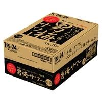 【ケース販売】男梅サワー 500ml×24本【別送品】