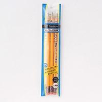 ゴム付鉛筆3本(ACB-360)