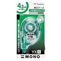 トンボ 修正テープ モノYX 4mm