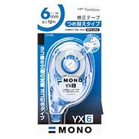 トンボ 修正テープ モノYX 6mm