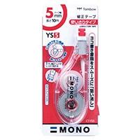 トンボ 修正テープ5ミリ YS