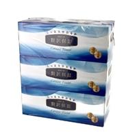 大王製紙 エリエール 贅沢保湿 ローションティシュー 200組×3個パック