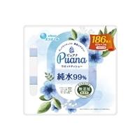 大王製紙 エリエール Puana(ピュアナ)純水99% 詰替 62枚×3個
