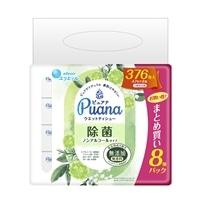 大王製紙 エリエール Puana(ピュアナ)除菌ノンアルコールタイプ 詰替 47枚×8個