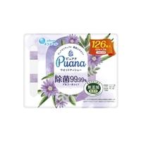 大王製紙 エリエール Puana(ピュアナ)除菌99.99%アルコールタイプ 詰替 42枚×3個