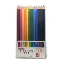 SFJ 色鉛筆 12色
