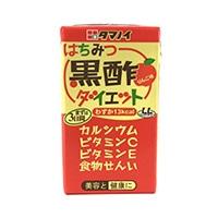 【ケース販売】タマノイ ハチミツ黒酢ダイエット LL 125g×24本