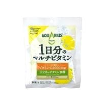 【ケース販売】アクエリアス 1日分のマルチビタミンパウダー 51g×25パック