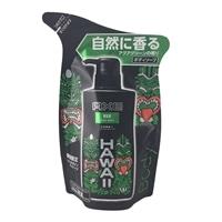 ユニリーバ アックス AXE ボディソープ アクアグリーンの香り つめかえ用 300g