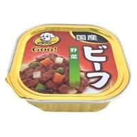 ビタワングー 成犬用 ビーフ&野菜 100g