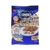 コンボキャット まぐろ味・カニカマ・小魚添え 700g