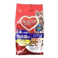 ビューティープロ キャット 1歳から成猫用 フィッシュ味 600g