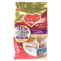ビューティープロ 猫 下部尿路の健康維持 11歳以上 1.4kg