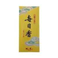日本香堂 毎日香 小型バラ詰