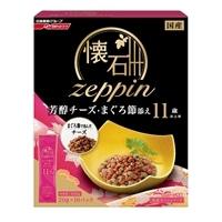 懐石zeppin 11歳以上用 芳醇チーズ・まぐろ節添え 200g