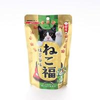 ねこ福 抹茶風味3g×14