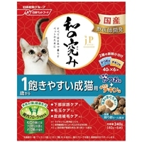 ジェーピースタイル  和の究み 1歳から 飽きやすい成猫用 240g